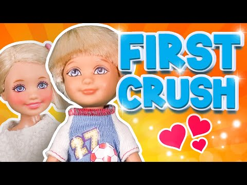 Barbie - Chelsea's First Crush