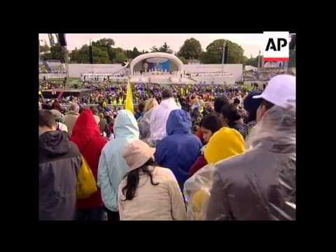 Pope Benedict XVI beatified Cardinal John Henry Newman at an open-air Mass on Sunday and marked the