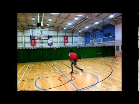 My Mini Dunk Video Before Training At The Ameachi centre