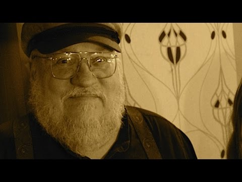 George R.R. Martin on 'The World of Ice & Fire'