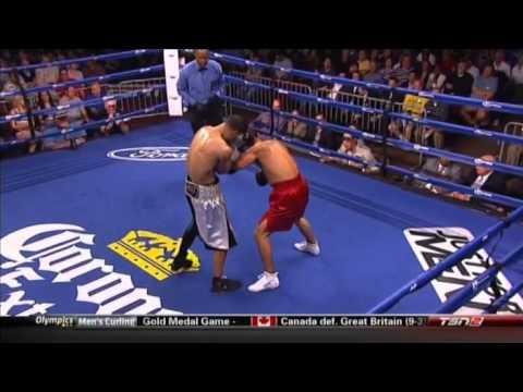 Miguel Gonzalez vs Miguel Angel Mendoza