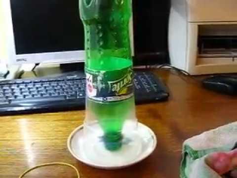 Увлажнитель воздуха из бутылки своими руками 422