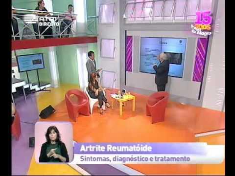 qual o tratamento para artrite reumatoide