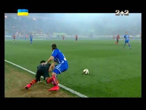 Шахтар - Динамо - 0:0. Моменти боротьби