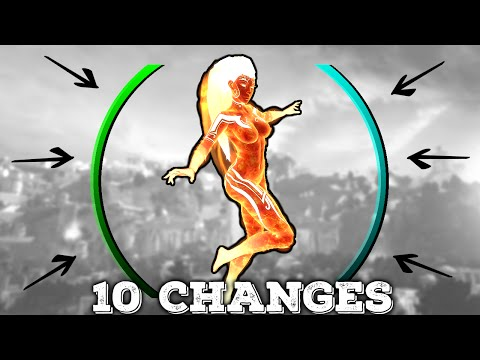 SMITE: TOP 10 CHANGES To Greatly Improve The Game