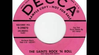 Watch Bill Haley The Saints Rock n Roll video