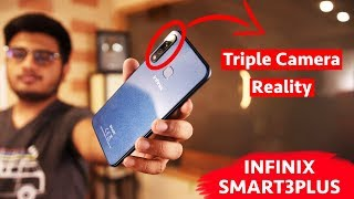 Infinix Smart 3 Plus Full Review | Reality of Triple Cameras?