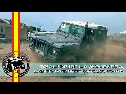 Trial 4x4 de La Mojonera 2015 (Land Rover Defender Moncada)