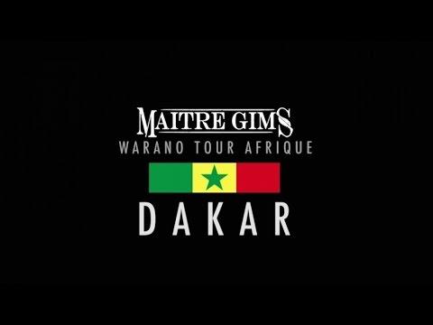 Maitre Gims - Concert à Dakar #WaranoTourAfrique - Daymolition