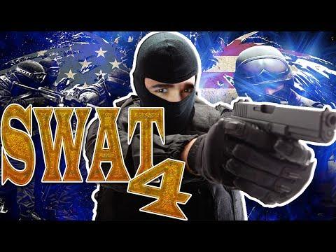 Tropas Noobs:  SWAT 4