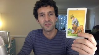 AQUARIUS May 2017 Extended Monthly Tarot Reading | Intuitive Tarot by Nicholas