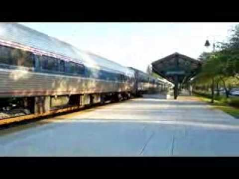 Amtrak 046 & Tri Rail 058