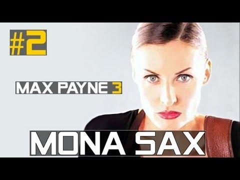 Max Payne 3 MONA SAX game 2