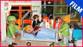 Playmobil Film deutsch - Chaos nach der Geburt - Was ist mit Klaras Baby - PlaymoGeschichten