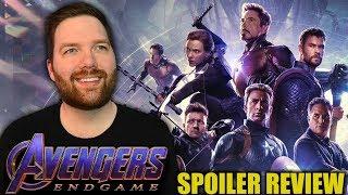 Avengers: Endgame - Spoiler Review