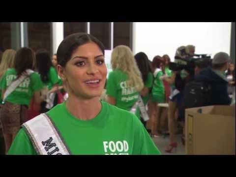 Miss USA's Miss New York Johanna Sambucini - Celebs.com