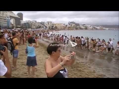 Flashmob KIZOMBA Canarias