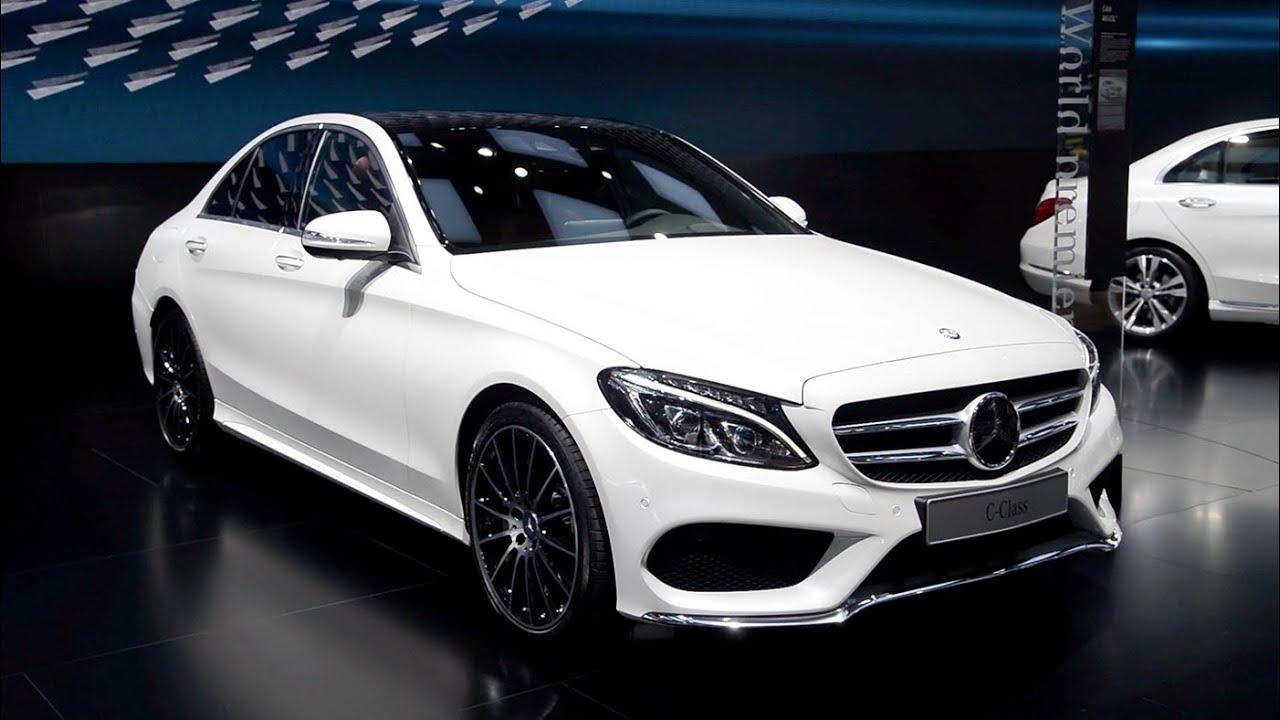 mercedes c class diamond white 2015 mercedes benz c class - 2015 Mercedes C Class White