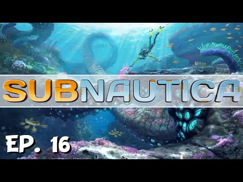 Subnautica - Ep. 16 - Mushroom Cave and Floating Island! - Let's Play