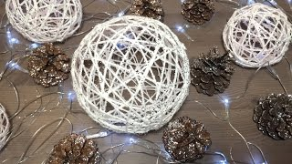 DIY Home Decor: Holiday Decoration