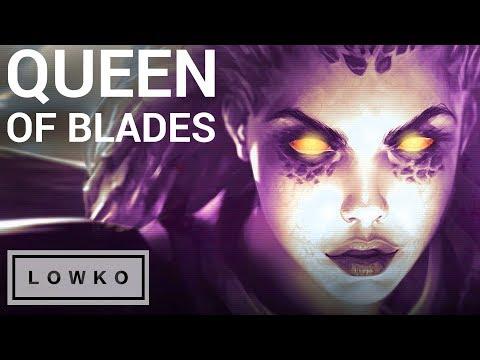 Starcraft Remastered Queen Of Blades