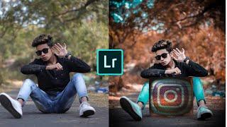 Adobe lightroom and PicsArt Instagram viral new  photo editing tutorial