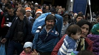 Refugee crisis: Greece and Germany stand firm on action plan