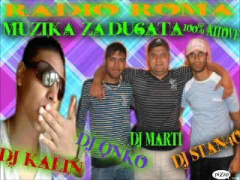 DJIMI ZA RADIO ROMA 2011