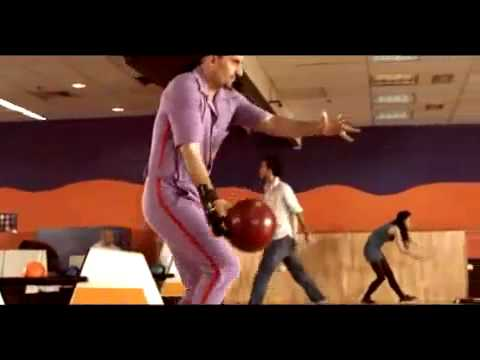 The Big Lebowski spoof - jesus scene
