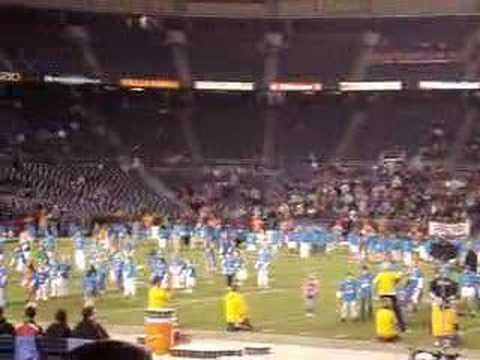 Heartlight at Qualcomm Stadium - 2007 Video