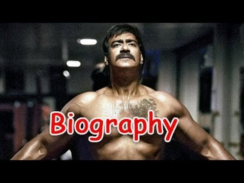 Ajay Devgan - Hulk Of Bollywood | Biography