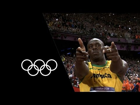 Usain Bolt - The Fastest Olympian | Olympic Records