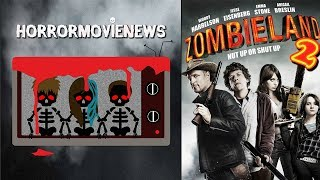Zombie Land 2 Official, The Unsplittable Franchise & RoboCop Returns! | Horror Movie News Ep 36