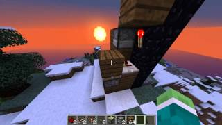 Tutorial Minecraft | Portal al nether automatico!