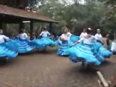 Danza paraguaya Galopera-Paraguay
