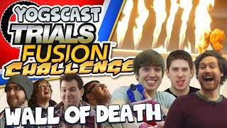 Trials Fusion Challenge Part 3 - The Wall of Death