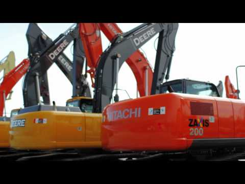 Deere-Hitachi: North Carolina's Transportation Network