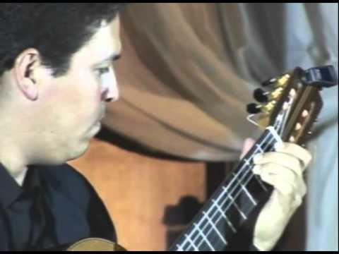 David Hidalgo. Tenor. Serenata de Manuel Enrique Perez Díaz