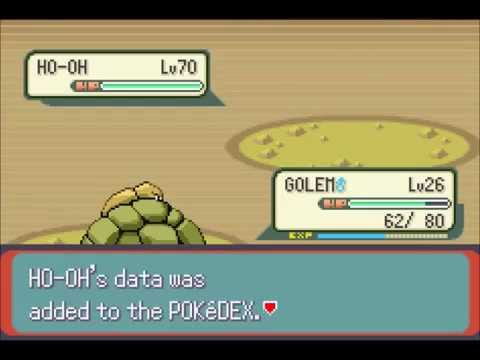 Pokemon Emerald Navel Rock With Gameshark Codes