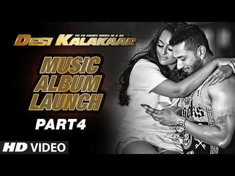 Desi Kalakaar Music Album Launch - Part - 4 | Yo Yo Honey Singh...