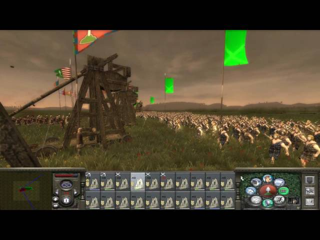 Руководство запуска: Medieval II - Total War по сети