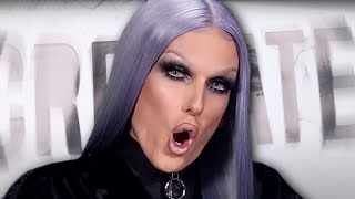Jeffree Star REACTS to backlash for his new 'Cremated' makeup palette