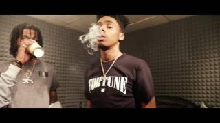 Hoodrich Pablo Juan & Lil Dude - Hoodrich DC (In-Studio Video)