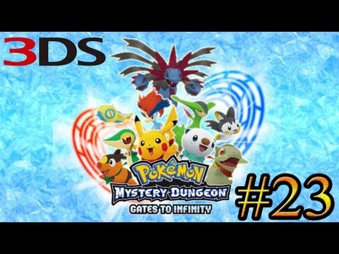 Let's Play : Pokémon Gates to Infinity (3DS) - Parte 23