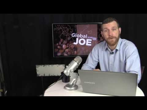 Global Joe: Daily Telecom and ICT News Episode 119