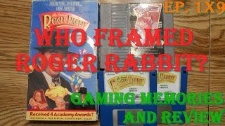 Who Framed Roger Rabbit - Amiga + NES Review - Two For One Special