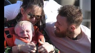 Conor McGregor Saved Baby From 100 Degree Heat