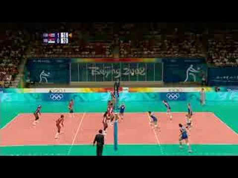 Cuba vs Serbia - Women's Volleyball - Beijing 2008 Summer Olympic Games