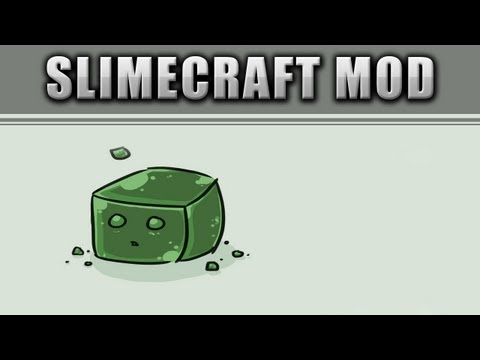  Minecraft Mods 1.5.1 - KRASSE SLIMES IN MINECRAFT! - Better Slimes - Slimecraft 1.2.5 [German]