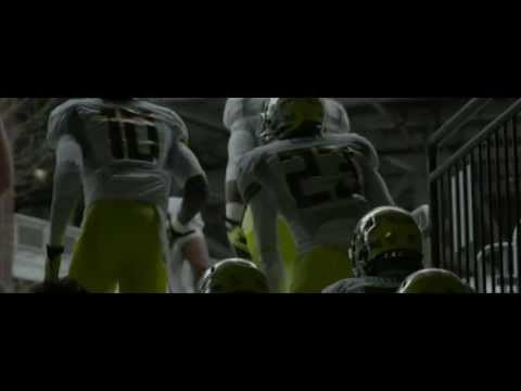 "HD Oregon Ducks ""Lux"" Pump Up"